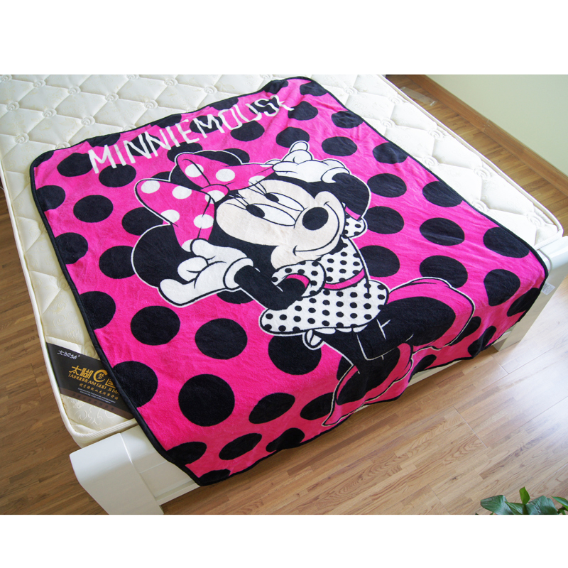minnie mouse blanket (2)