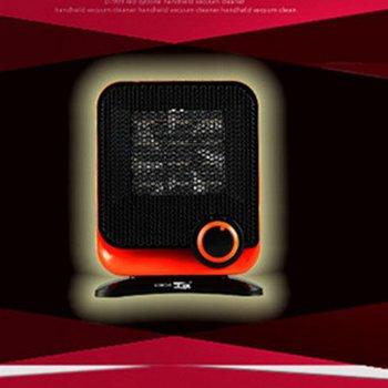 220V Electric Heater Fans Mini PTC Space Heater Electric Winter Warmer Fan Home Office Bathroom Desktop Heater