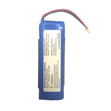 1pc 3 7V 6000mAh 22 2Wh GSP1029102R akumulator litowo-polimerowy do JBL Charge 2 Charge 2 + Charge 3 2015 wersja baterii tanie tanio dower me Mp3 mp4 for JBL Charge 2 Charge 2+ Charge 3 2015 Version