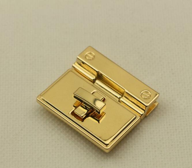 (10 Pcs/lot) Manufacturers Wholesale Handbags Metal Accessories Hardware Twist Lock