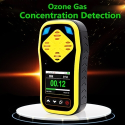 Ozon Detektor Meter Genaue Ozon O3 Gas Leck Konzentration Detector Tragbare Analyzer Monitor Alarm Professionelle Luft Detektor