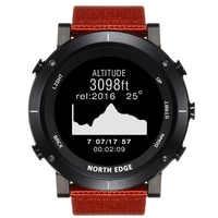 NORDEN RAND Männer Sport Uhr Höhenmesser Barometer Thermometer Kompass Herzfrequenz Monitor Schrittzähler Digital Laufende Klettern Uhr