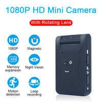 MD17 Mini Kamera Camcorder Nachtsicht Mini Sport Outdoor DV Stimme Video Recorder Action HD 1080P Micro Cam