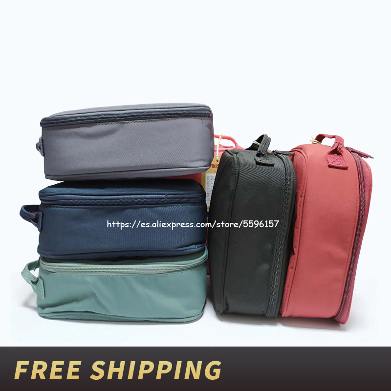 Lunch Box Bag Original Classic Kankens Brand Bag Waterproof Lunch Boxs Travel Essential Picnic Clutch Unisex Insulated Lunch Box image