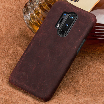 Original PULL-UP Leather Phone Case For Oneplus 8 Pro 7T 7 Pro 6 6T 5 5T 6T Nord Retro Back Cover For One Plus 8Pro 7pro