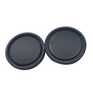Image 5 - 10 par korpus aparatu cap + tylna pokrywa obiektywu do Sony NEX NEX 3 e mount