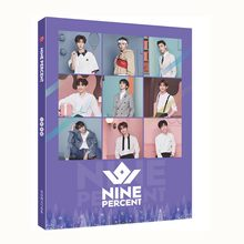 Cpop Nine Percent To The Nine Photo Book Book Mark Fan Chengcheng You Changjing HD Picture Photograph Poster(China)