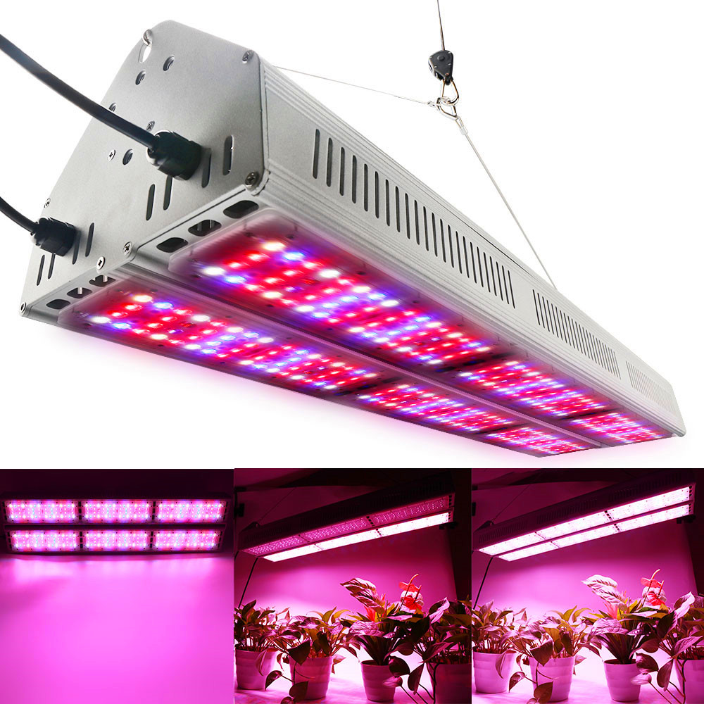 Factory Supply 1500W 1200W 900W 600W 300W LED Grow Light Professional For Greenhouse Tent Hydroponics Commercial Plant Growing
