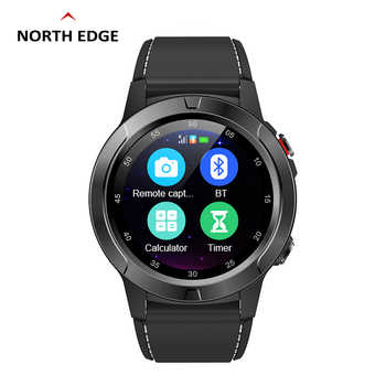 Mens Watches Tracker NORTH EDGE Altimeter Electronic Clock Auto Date Men Shock Resistant Mechanical Digital Watch Sport Military - DISCOUNT ITEM  50 OFF Watches