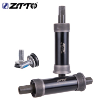 ZTTO Bicycle 80mm 100mm Square Tapered Bottom Bracket BSA 80x142 100x155 100x177 80 100 Axle For Quare Hole For Fat Snow Bike