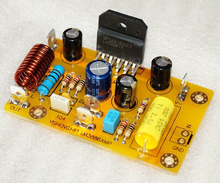 HIFI מונו LM3886 כוח מגבר לוח/יכול להיות מחובר במקביל