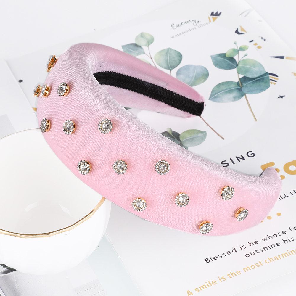 100 BLESSING Good Girl Fashion Handicraft B Woven Headband 5 Style 196 No.