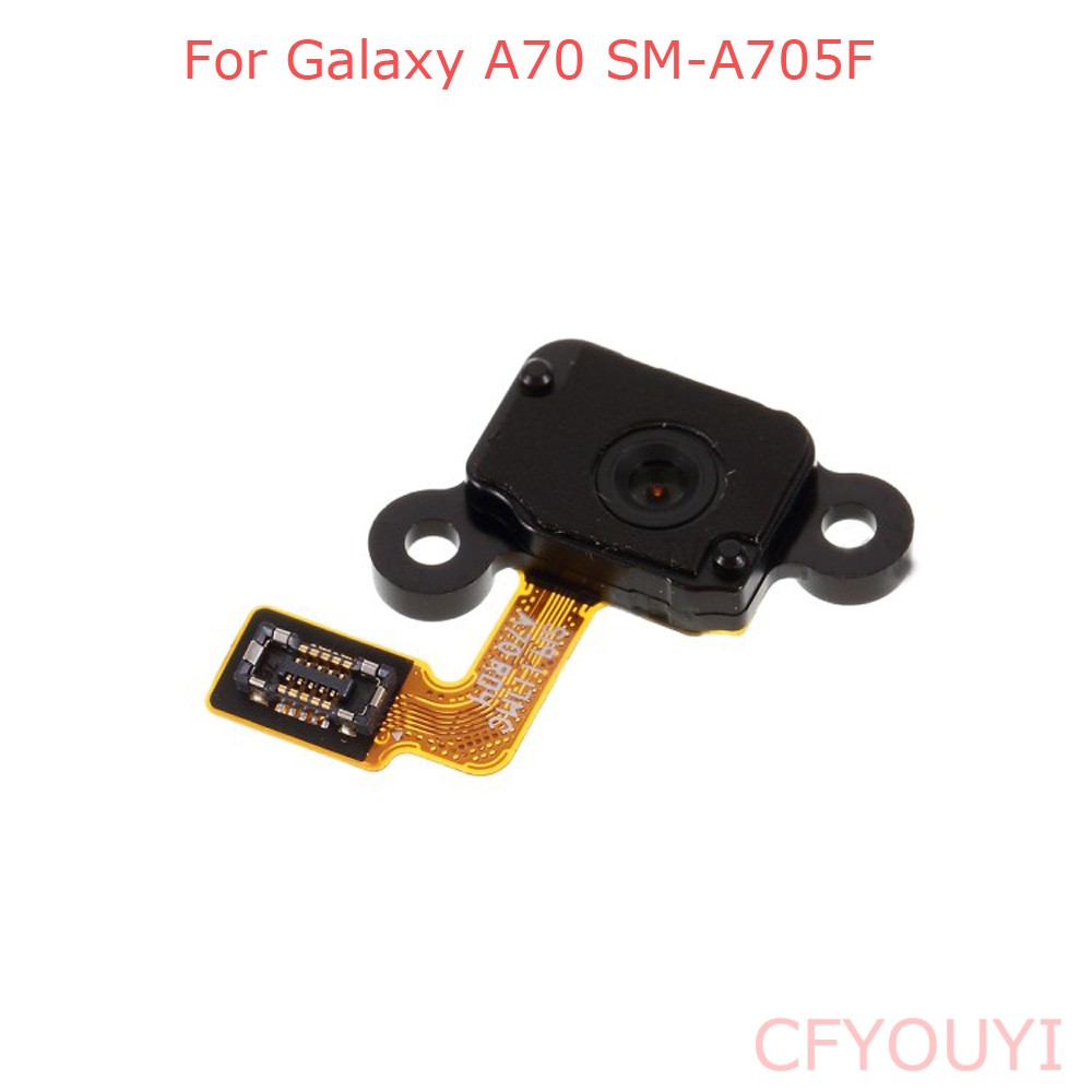 For Samsung Galaxy A70 A705 A705F Home Button Fingerprint Sensor Flex Cable