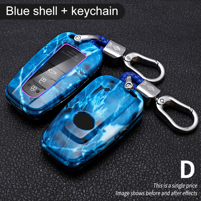 High quality New Soft TPU car key case Full cover For Toyota Prius Camry Corolla C-HR CHR RAV4 Prado 2018 Accessories keychain
