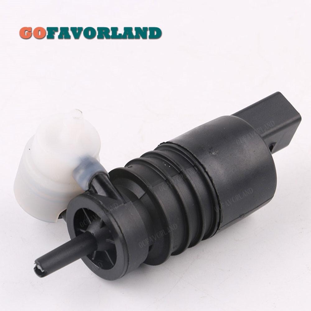 Bomba de lavado de parabrisas para limpieza de agua 1T0955651A para VW Golf GTI Jetta Passat Tiguan para Audi A3 A4 A6 A8 q5