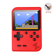 Retro & Classic Game Console Video Game Protatil Mini Handheld Player Built-in 400 Games 3.0inch Gamepad Portable Gameboy Color