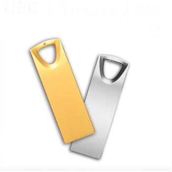 100 oryginalny metalowy dysk flash USB USB2 032GB 64GB szybki metal mini U pendrive 128GBU pamięć dyskowa tanie i dobre opinie SomnAmbuList CN (pochodzenie) CW10172 Rohs USB 2 0