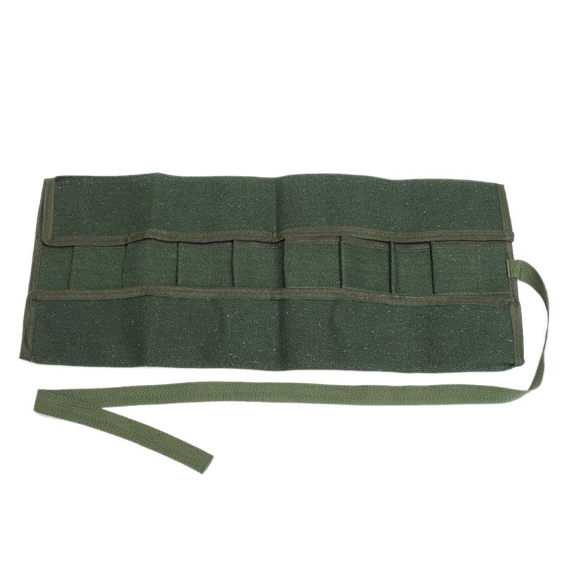 GTBL 600x430Mm Japanese Bonsai Tools Storage Package Roll Bag Canvas Tool Set Case