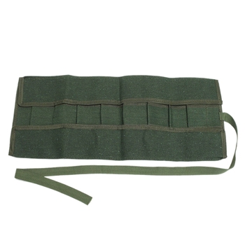 GTBL 600x430Mm Japanese Bonsai Tools Storage Package Roll Bag Canvas Tool Set Case