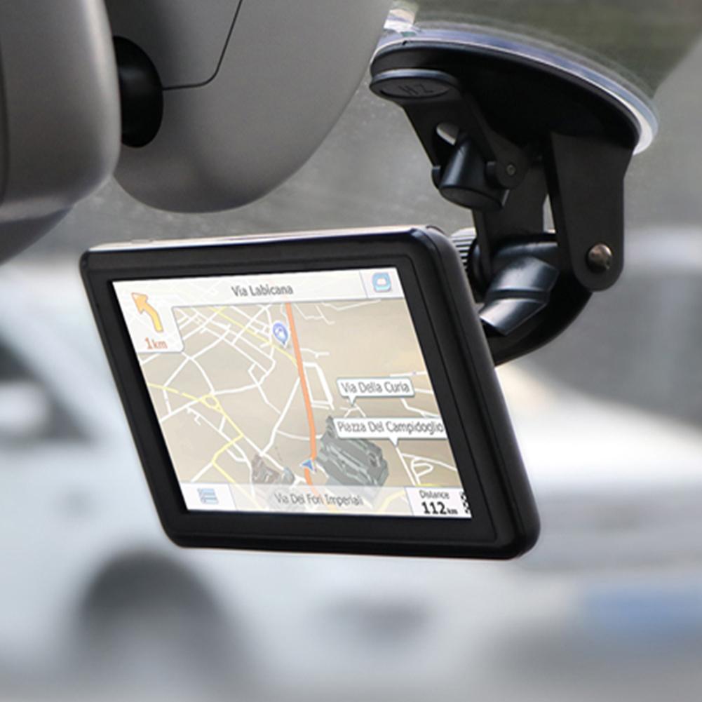 Touchscreen Auto Dvr Gps Navigator GPS Auto Navigation USB Lade Auto Ladegerät Bequem FM Sender Navigator 5,0 Zoll