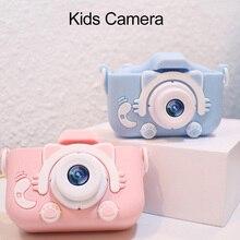 2.0 Inch Screen Mini Digital Kids Camera 12MP Photo Children