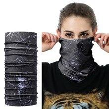 1pc coupe-vent tête foulards cou plus chaud cyclisme Camping randonnée hommes femmes mode magique foulards Turban extérieur bandeau Bandanas
