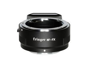 Image 5 - Fringer NF FX  AF Lens adapter ring for Nikon AF S AF P D/G/E Lens F Mount lens to Fuji X Mount cameras XT100 XT2 XT3 XT30