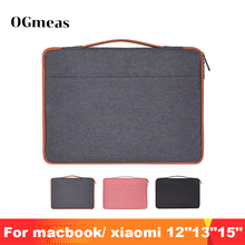 "Laptop Sleeve Case untuk 12' 13 ""15"" 15.6 ""Macbook Air Pro Acer Lenovo Dell Pelindung Ultrabook Notebook membawa Case Tas(China)"