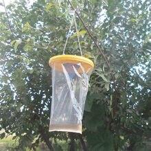 Vermelho Catcher Armadilha da Mosca Drosophila Superior O Melhor Fly Catcher Inseto Assassino Bug ловушка для тараканов trampa moscas