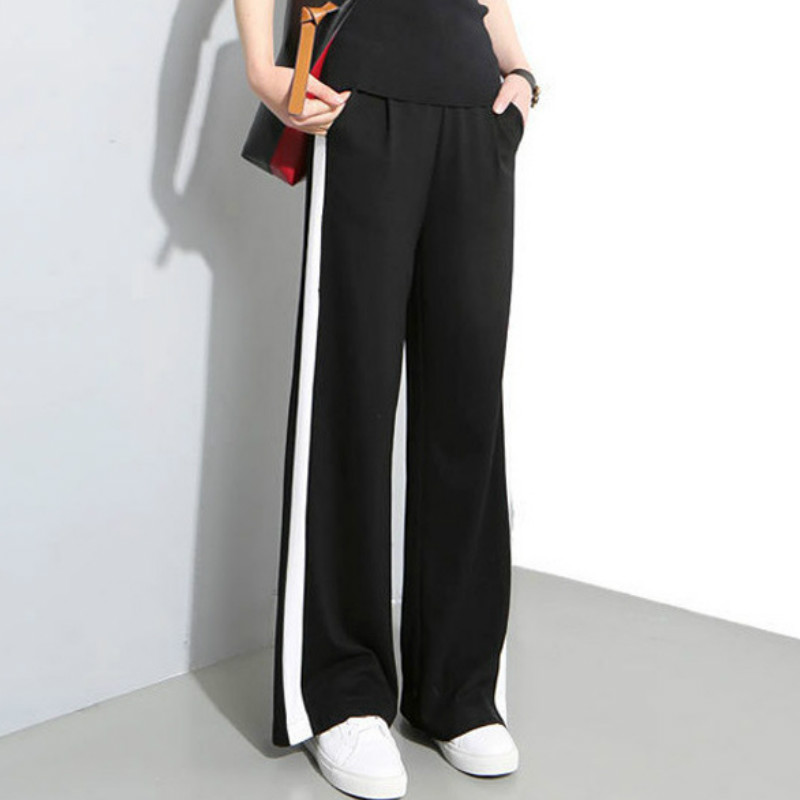 Soft Comfort Women Pants 2020 High Waist Casual Summer Slacks Pants Women  Ankle-Length Long Trousers Female Slacks Loose
