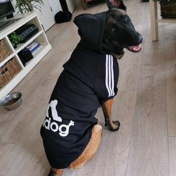 Mock Adidas Hoodie 1
