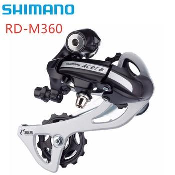 Shimano Acera M360 RD-M360 przerzutka tylna 7 8S MTB przerzutka tylna dla Acera dla 3x7S 3x8S 21S 24S prędkość tanie i dobre opinie 21S 24Speed Przerzutki 24 prędkości Stop