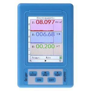 Electromagnetic Radiation Detector Dosimeter Monitor Radiation Tester EMF Meter Drop shipping
