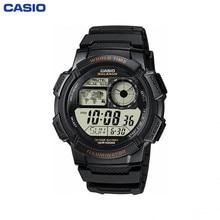 Наручные часы Casio AE-1000W-1A мужские электронные на пластиковом ремешке