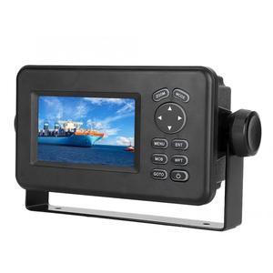 Image 4 - HP 528A Class B AIS Combo GPS 4.3inสีLCD Marine GPS Navigator Navigation Locator GPS Built In
