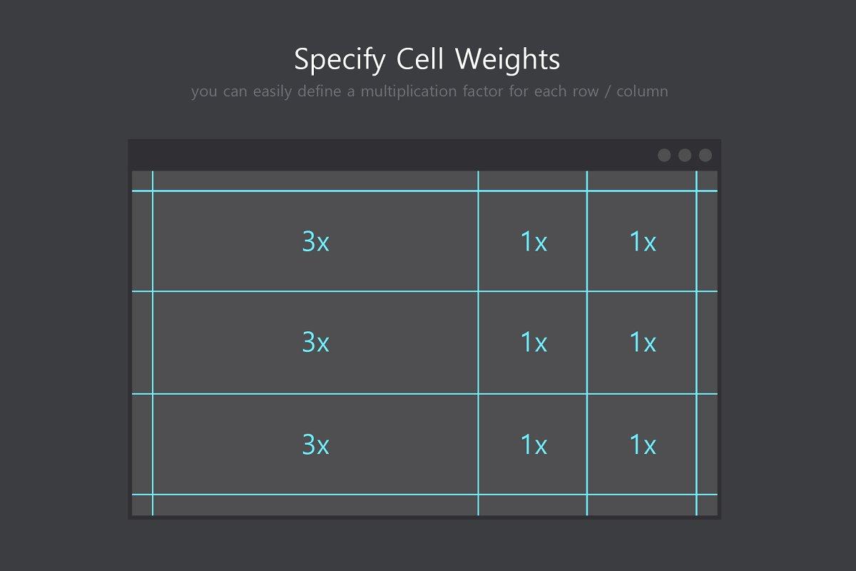 软件插件-PS扩展面板 网格布局创建插件Better Grids – Layout Creation Kit(10)