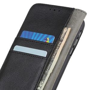 Image 4 - Litchi Flip PU cuero soporte ranuras para tarjetas cartera funda para Apple iPhone 11 Pro Max Xs Max Xr X 8 Plus 8 7 Plus 7