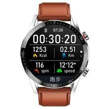 Reloj Inteligente IP68 para Hombre, Reloj Inteligente con llamadas, Bluetooth y Android 2020