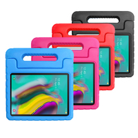 """screen film For Samsung Galaxy Tab S5e 10.5"""" T720 T725 2019 Tablet Case EVA Shockproof Portable Handle Protective Stand Cover + Screen Film (2)"""