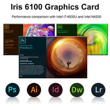 15.6 inch Metal Body Laptop intel i5 5257U 8GB 256 GB 512 GB SSD With Full Layout Keyboard Backlight Fingerprint Unlock Game