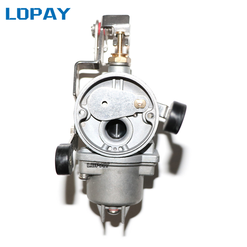 3D5-0310  3F0-03100-4 3F0-03100 Carburetor For Tohatsu Nissan 2 Stroke 3.5hp 2.5hp Boat Engine