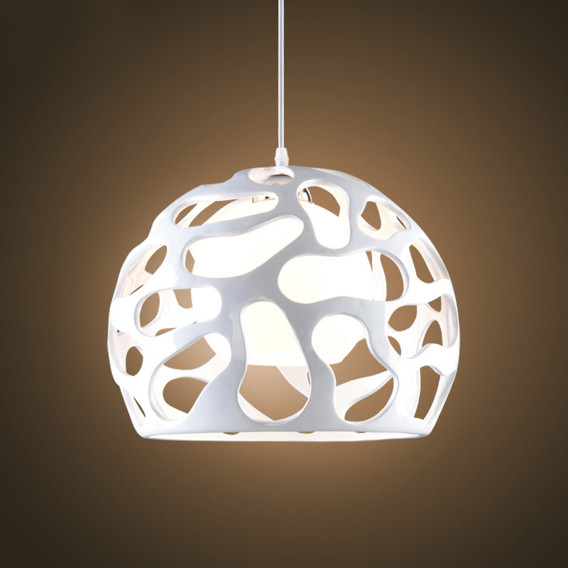 Modern Resin Pendant Lights Nordic Led Pendant Lamp Dining Room Kitchen Hanging Lamp For Living Room Home Decor Lighting Fixture