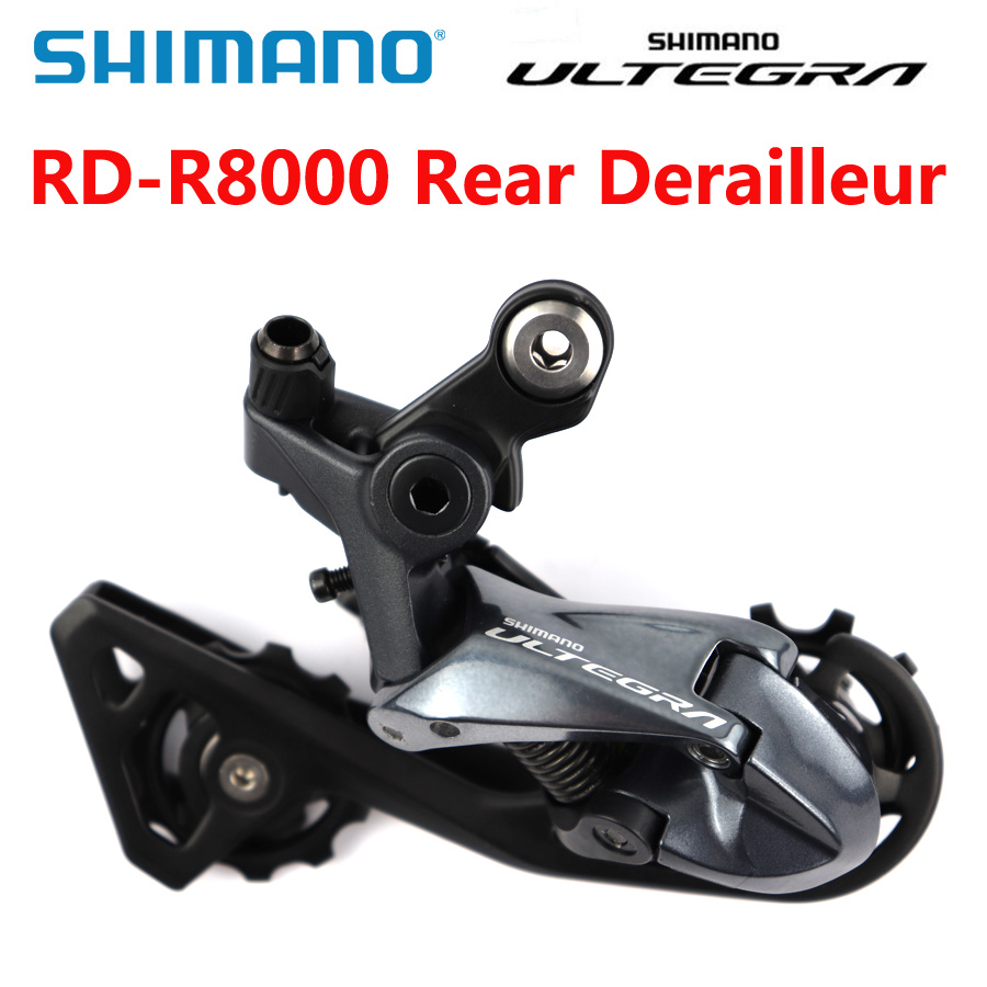 Short cage Shimano Ultegra RD-R8000-SS 2x11-Speed Rear Derailleur