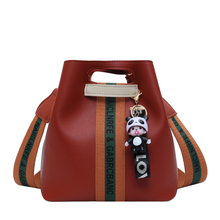 new Glossy pu Leather luxury handbags women bags designer Panelled handbag hand Double shoulder strap new fashion crossbody bag цены