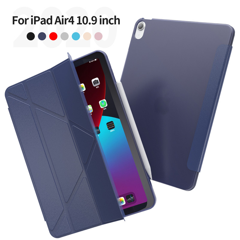 Cover For Air for Case 2020 Air Air Case iPad 10.9-inch 4 Smart Stand ipad Funda ipad