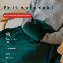 Electric Blanket Warm Heater for Body Manta Electrica usb Heated Blanket Electric Heating Blanket Carpets Heated Mat