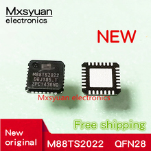 20PCS~100PCS/LOT New original M88TS2022 QFN28 SMD DVB-S2/ABS-S Digital Satellite Tuner IC