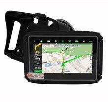 Karadar 8G free map Wince 4.3 inch navigation gps for bike
