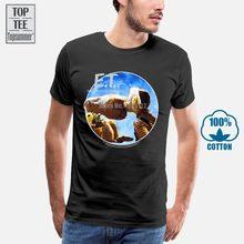 E.T. Et film Extra-terrestre Gertie kiss E.T. T-Shirt à col rond 100% coton pour homme, estival et sous licence, disponible dans toutes les tailles