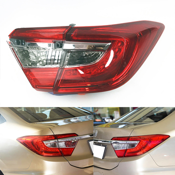 Tail Light For Honda Crider 2013 2014 2015 2016 Car Rear Tail Lamp Turning Signal Brake Lamp Warning Bumper Light